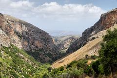 Tsichliano Gorge