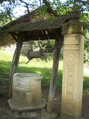 Typical well of Imeretia.