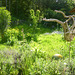 Frühlingsmorgen im Garten - printempmateno en ĝardeno