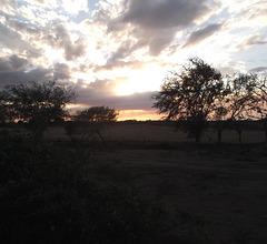 Un coucher de soleil sans électricité pour mon ami Malik