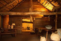 Wohnhütte der Wikinger - HBM