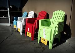 Chairs for Heidiho