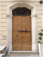 Historical door in Cannobio ➁