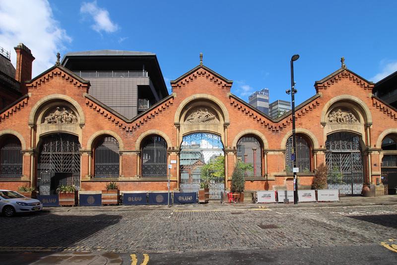 Former Wholesale Fish Market, High Street, Manchester