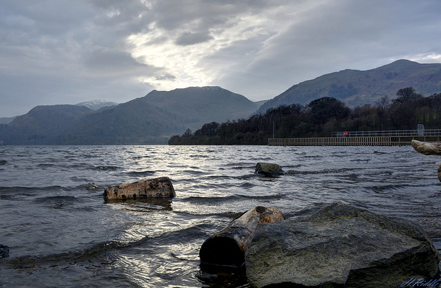 Ullswater, a low look.