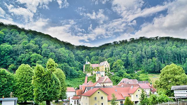 Weißenstein Schloss