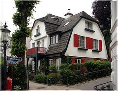 Historisches Haus in Övelgönne