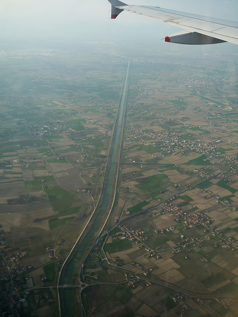 A grand canal, Veneto