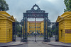 Gate to the Presidential Palast Hanoi