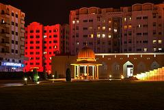 Muscat City Lights