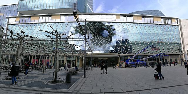 Einkaufszentrum MyZeil - Frankfurt am Main