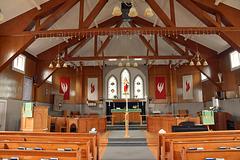 Corner Brook, Kirche