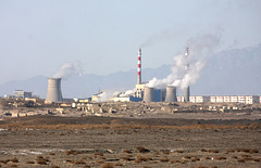 Sandaoling power station