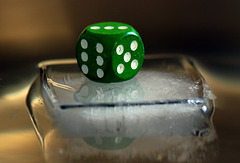 Dice on the Rocks