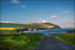 The Way To Clogher Strand - HFF
