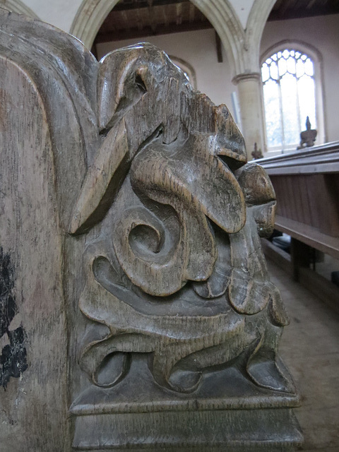 thornham church,norfolk