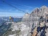 Austria's Highest Suspension Bridge