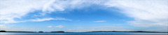 traveling on the lake Keitele