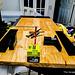 Hayabusa setup Board