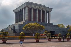 Ho Chi Ming Mausoleum