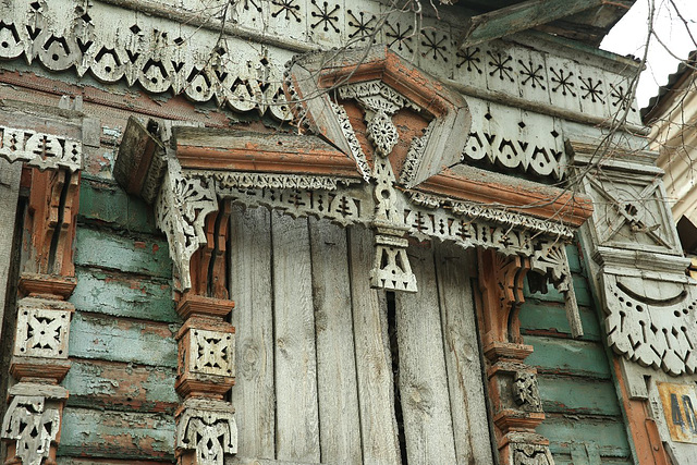 Old Russia ( the city of Kovrov )