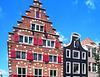 NL - Amsterdam - Gabled Houses