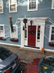Halloween in Neu England