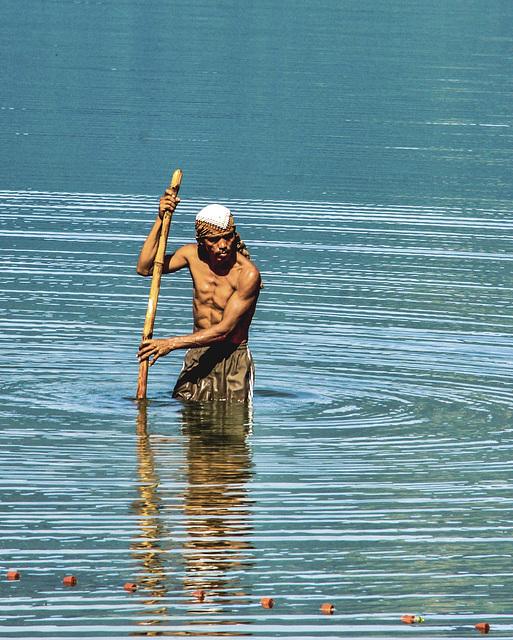 Lake Maninjao, Sumatra