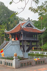 One Pillar Pagoda Hanoi