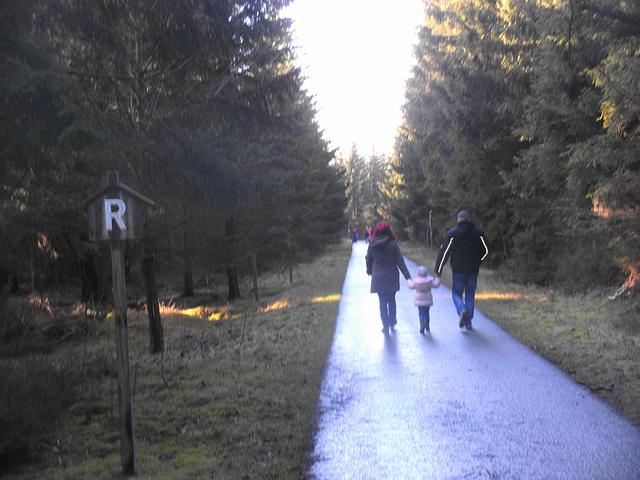 Weihnachtsspaziergang