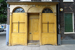 whitechapel bell foundry, london