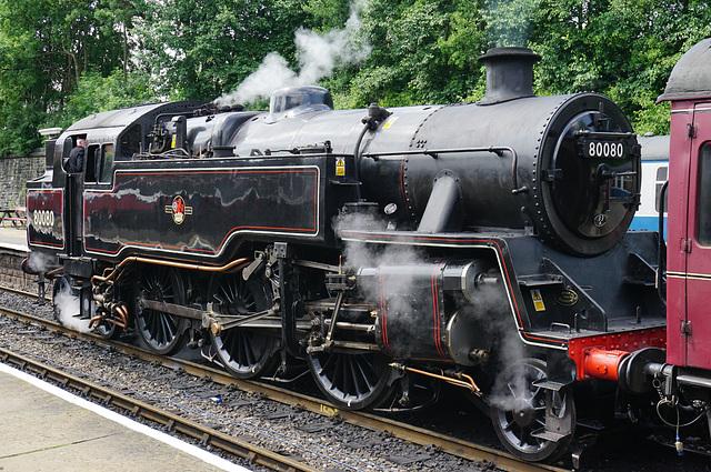East Lancashire Railway (1) - 11 July 2015