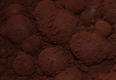 Bulles de cacao