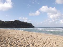 Playa salvaje / Plage sauvage