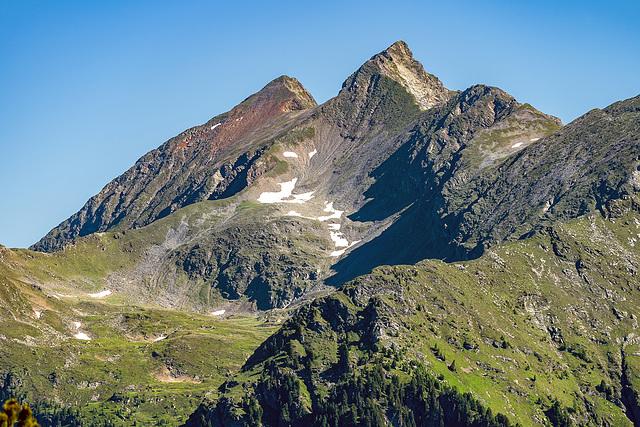 Hundstein - 2614 m