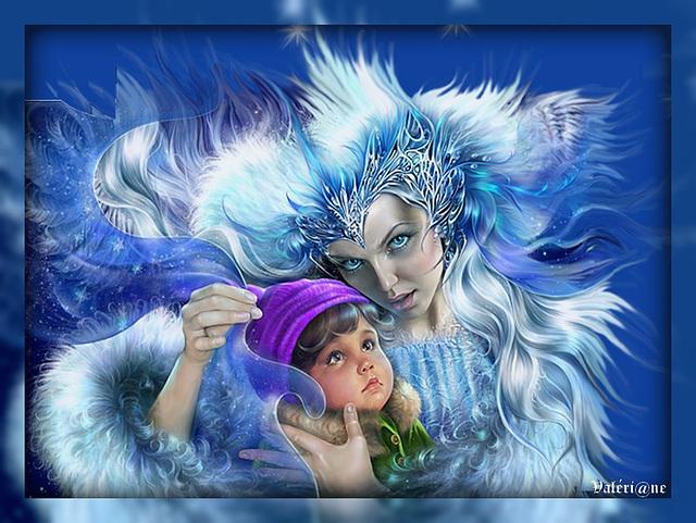 La fée bleue**************