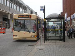 DSCN3343 Essex County Buses T414 LGP in Bury St. Edmunds - 2 Sep 2009