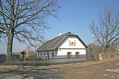 Naskiĝdomo de la kuzoj Veverka en Rybitví ĉe Pardubice