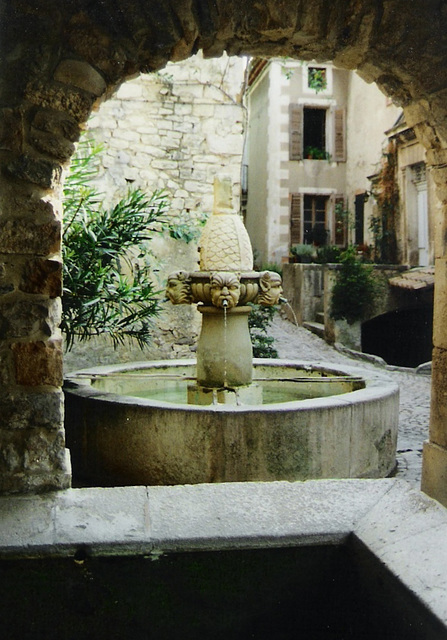 Provence - Séguret