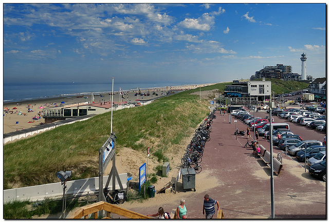 Strand | Parkplatz