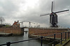 Nederland - Heusden, inner harbour