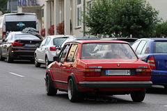 Alter VW Jetta GLS