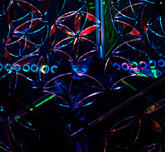 Winter Lights Dazzling Dodecahedron
