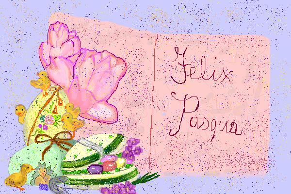 Felix Pasqua 2016!!!!!