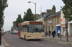 DSCN3345 Essex County Buses T75 WWV in Bury St. Edmunds - 2 Sep 2009