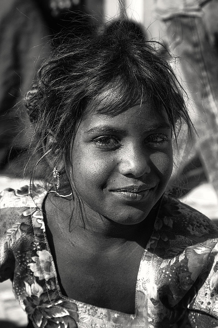 Young Indian Lady