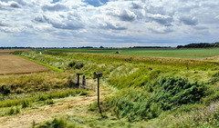 HFF from the flat lands of Lincolnshire