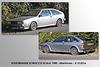 VW Scirocco Scala 1988 - Newhaven - 5.10.2016
