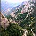 Vista desde Montserrat (Barcelona), 1