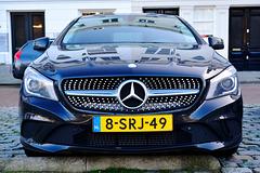 2013 Mercedes-Benz CLA 180